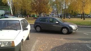 В субботу в Мозыре произошло ДТП