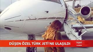 Düşen Özel Türk Jeti'ne Ulaşıldı