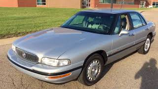 My new car! 1998 Buick LeSabre New Car Update