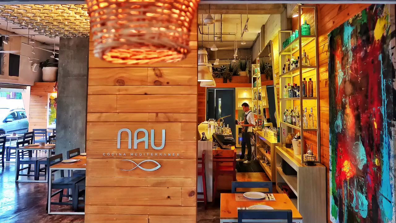 See What Is Cooking At The Nau Restaurant In Playa Del Carmen