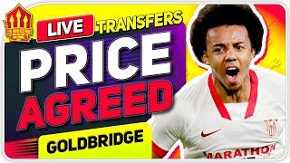 KOUNDE TRANSFER Price Set! VARANE Leaving! Man Utd Transfer News