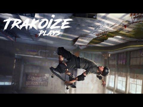 Trakoize Plays Tony Hawk's Pro Skater 1 + 2 #1