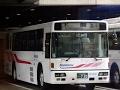 西鉄高速バス・ふくふく号(北九州高速9241:西鉄天神高速BT→下関駅)