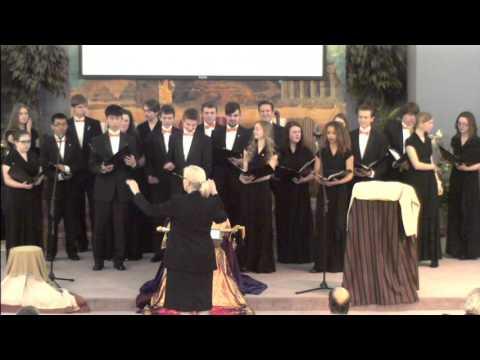 Sylvan Choir From Auburn Adventist Academy At South Tacoma Adventist Fellowship On 10 24 15.