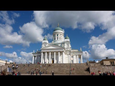 AIDA: Helsinki Sightseeing / Besichtigung der Stadt