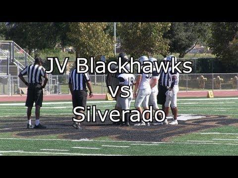 Citrus Valley JV Blackhawks Vs Silverado 2019