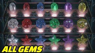 Luigi's Mansion 3 | All Floors All Gems Locations (All 102 Gems)