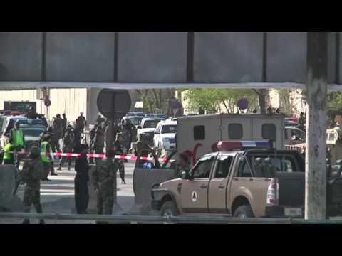 Five Die In Kabul Suicide Bombing