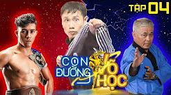 CON ĐƯỜNG VÕ HỌC | CDVH #4 FULL | ĐỘC CÔ CẦU BẠI Duy Nhất giao đấu với 2 võ sĩ Tân Khánh Bà Trà