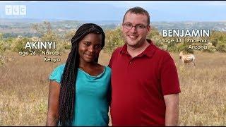 Акинья и Бенджамин | Виза невесты. Виза жениха. Знакомство | TLC