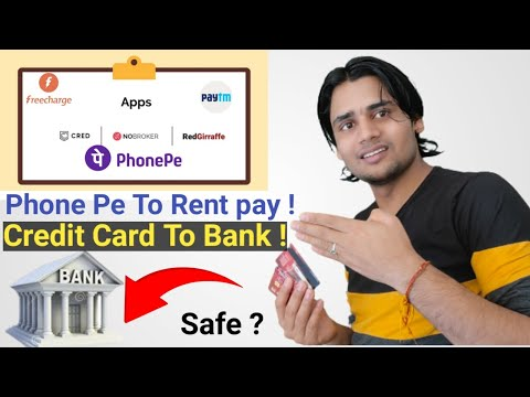 Exclusive Trick Credit card to Bank account money transfer  Rent pay options To Bank account money.