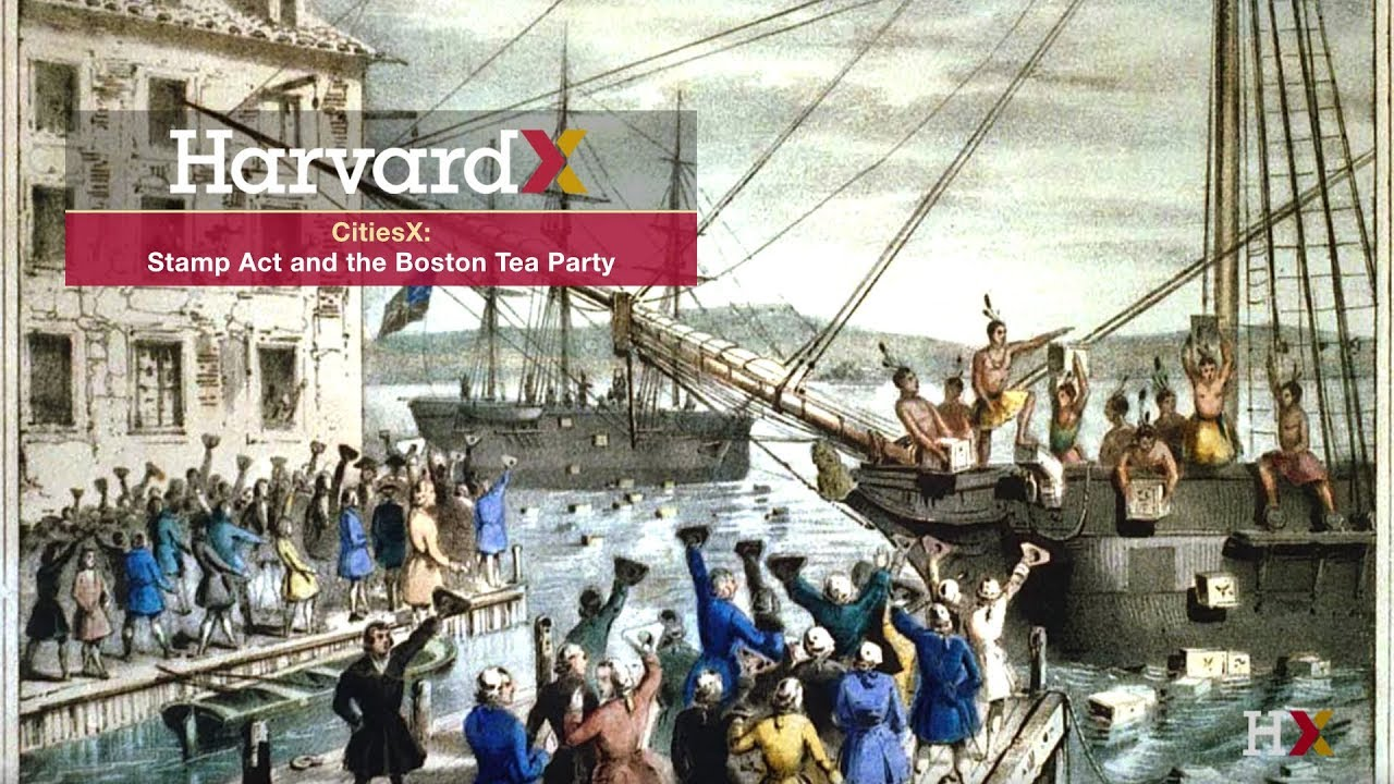 The Stamp Act And Boston Tea Party