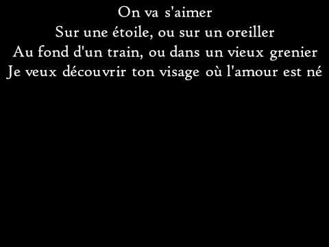 Gilbert Montagné - On va s'aimer - Paroles