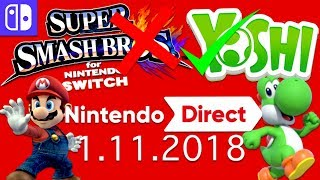 What to expect from the January Nintendo Direct