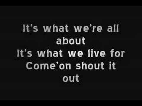 Sum 41 - What We're All About Lyrics