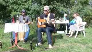 Kaffee und Karin - Element of Crime - Cover by Brain Bags