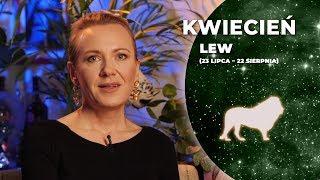 LEW - horoskop na kwiecień
