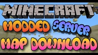 Minecraft: Xbox 360/One/PS3/PS4/Wii U/PE/PC - Modded Parkour Server Map W/Download