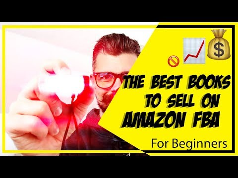 What Are The Best Books to Sell on Amazon FBA? |  How To Sell Books On Amazon in 2019