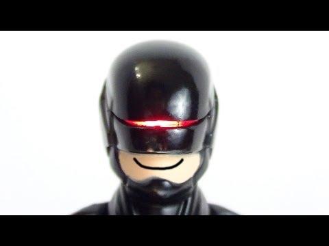 Robocop 3.0 Light Action 6 Inch Movie Reboot Figure Review