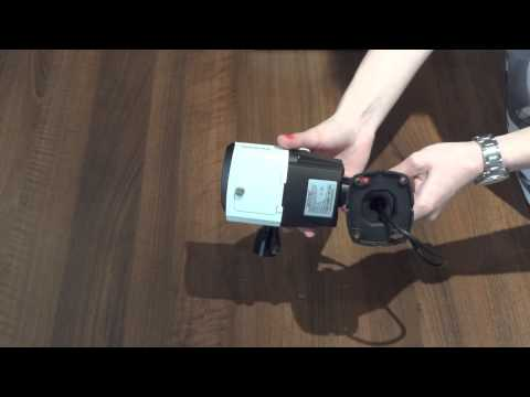 Camera IP Megapixel Varifocala Dowse DS-HD8312 - Www.1cctv.ro