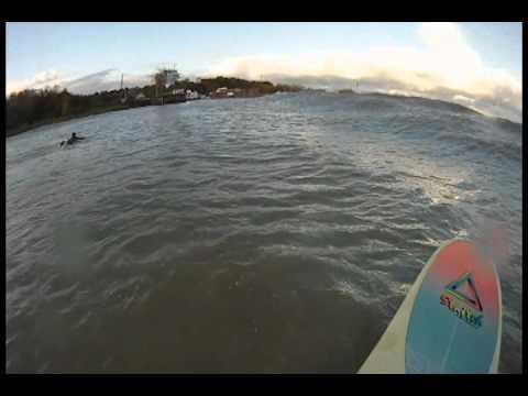 Surfing Crane Point