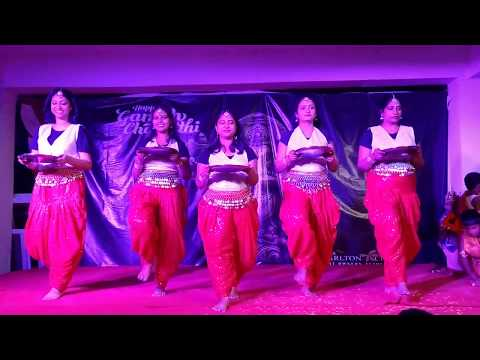 Dance Dil Se group- Dance on Bappa Morya ABCD and Deva Shree Ganesha Agneepath songs