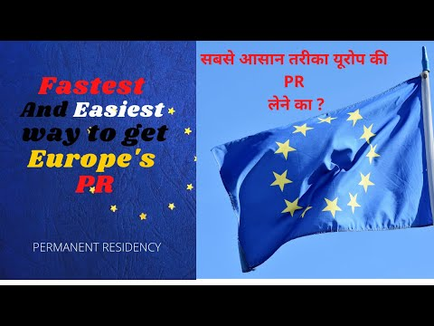 Fastest & Easiest Way To Get Europe's PR | Indians In Europe - Ireland