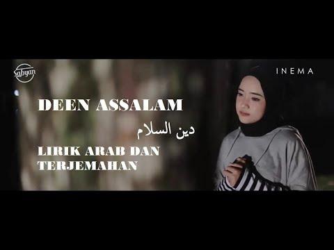 Deen Assalam (Cover Nissa Sabyan) Merdu + Lirik dan Arti || Sabyan gambus