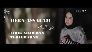 Video Deen Assalam (Cover Nissa Sabyan) Merdu + Lirik dan Arti || Sabyan gambus download MP3, 3GP, MP4, WEBM, AVI, FLV September 2018
