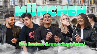 MÜNCHENS ANMACHSPRÜCHE sind zu VERRÜCKT! | Streetcomedy in München!