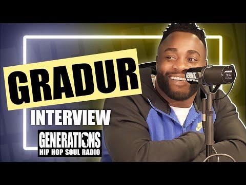 Youtube: Interview Gradur: »Pendant un moment c'était un peu difficile …»