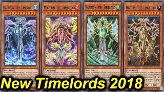 【YGOPRO】NEW TIMELORD DECK 2018 - FULL POWER!!