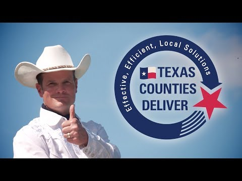 Counties, Distinctly Texas