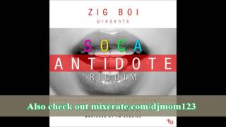 Download SOCA ANTIDOTE RIDDIM MIXX BY DJ-M.o.M MP3 song and Music Video