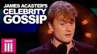 James Acaster's Celebrity Gossip | Live from the BBC Video