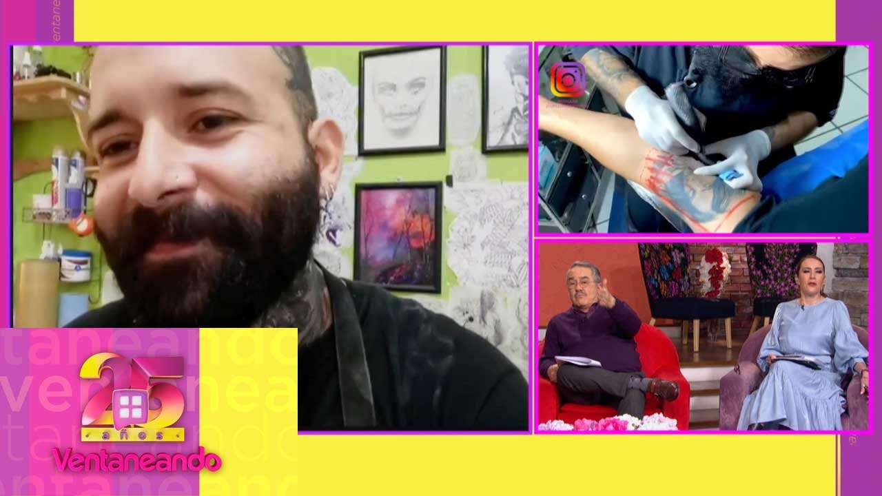 Download Tatuador de Lupillo Rivera revela cómo eliminó el tatuaje de Belinda. | Ventaneando