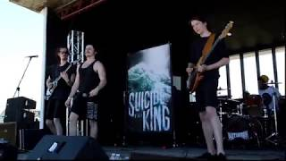 SACRIFICE - Suicide For A King LIVE @ Vankleek Hill FarmFest