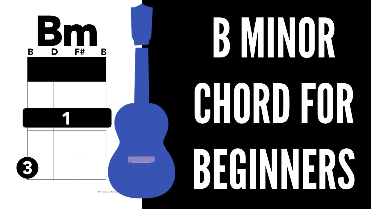 chord ukulele bm