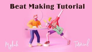 🤯🤯Beat Making Tutorial Episode 1