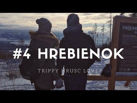 #4 Hrebienok, (High Tatras,Slovakia) Travel couple vlog