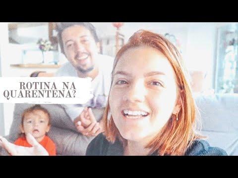 DAYLI VLOG - QUARENTENA - CADÊ A ROTINA?? | Tali Ramos