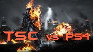 TSC vs PS4 (Squad Obliteration Highlights) [Scrim]