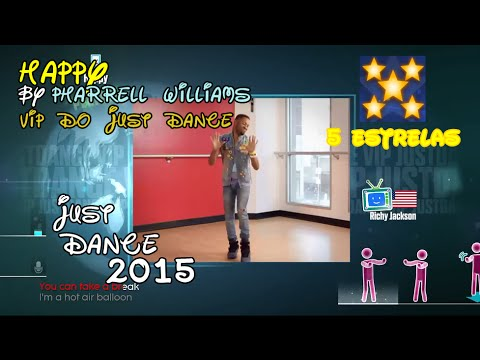 Just Dance Now Pharrell Williams [Happy] - YouTube |Happy Pharrell Williams Just Dance