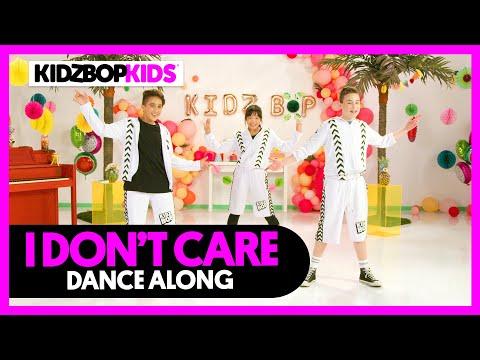 kidz-bop-kids---i-don't-care-(dance-along)-[kidz-bop-40]