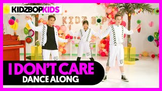 KIDZ BOP Kids - I Don't Care (Dance Along)