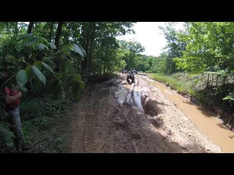 Ritchie Mines, Munday Beach, Bear Run ATV Trip