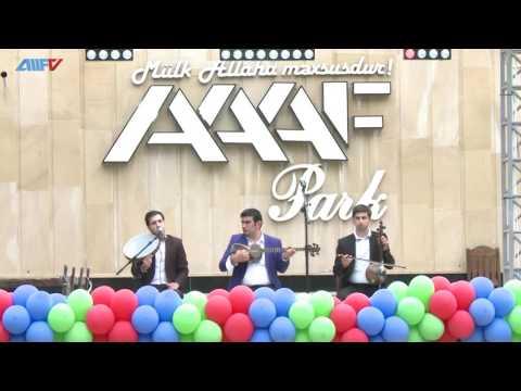 """AAAF Parkda """"Respublika Günü""""nə həsr olunan konsert"""