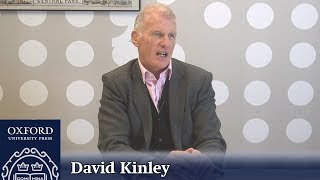 How can Finance Impact Society? | David Kinley