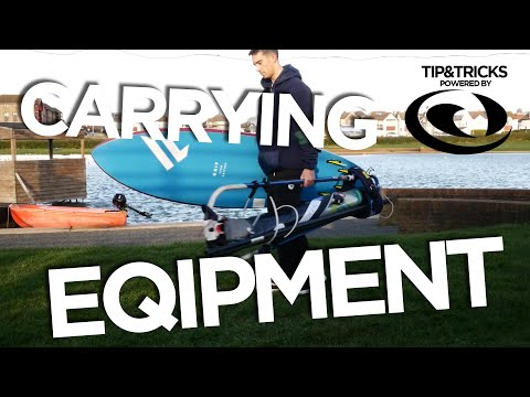 How To Carry Windsurfing Equipment